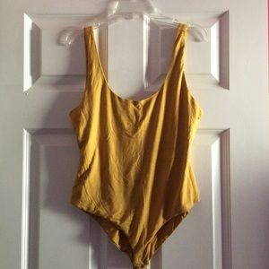 House of Harlow 1960 x Revolve bodysuit